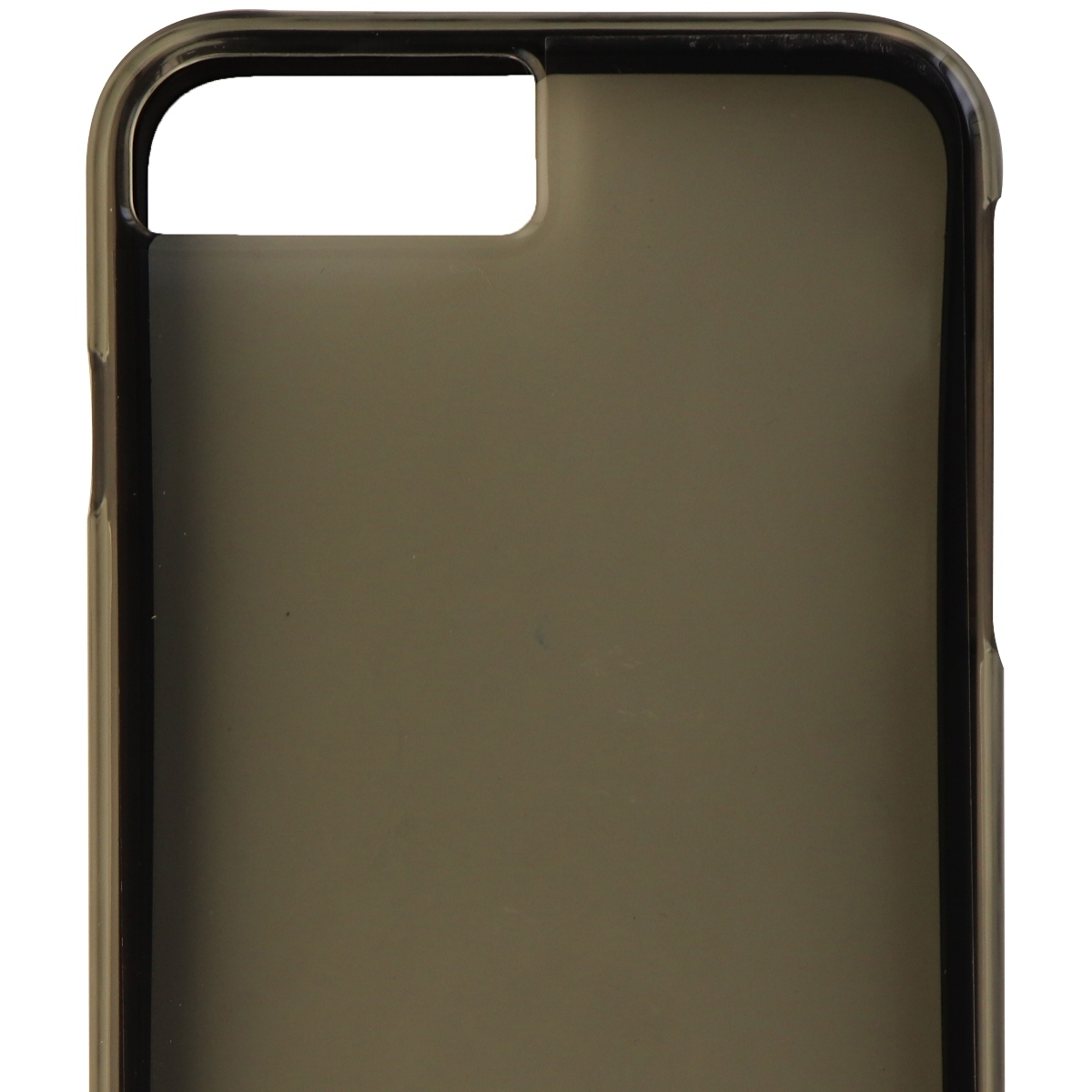 Case-Mate Naked Tough Series Case for iPhone 8 Plus 7 Plus Transparent Black