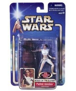 Hasbro Star Wars Attack Of The Clones ARENA ESCAPE PADME AMIDALA - £15.13 GBP