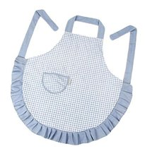 Fashion Style Thicken Apron Unique Design For Home Or Uniform-Blue - $14.88