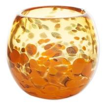 Orange Bowl Vase - $16.51