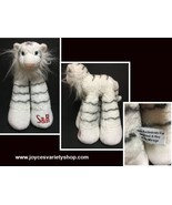"Siegfried & Roy WHITE TIGER Plush Mirage Las Vegas Long Legs 15"" - $25.99"