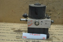 2012 Mitsubishi Galant ABS Pump Control OEM 4670A492 Module 203-10D6 - $69.99