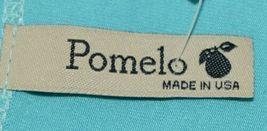 Pomelo Girls Tunic Aqua brown White black Leopard Print Size Large image 5