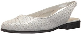 Trotters Women's Lucy Ballet Flat, Off Off White, 12.0 N US - $100.81