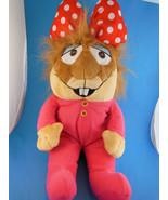 """Mercer Mayer Little Critter Sister Pink Plush 13"""" Kohl's Cares for Kids - $6.92"""