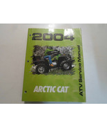 2004 arctic cat atv service repair factory shop workshop manual new - $146.47