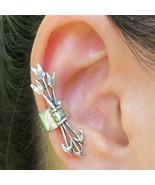 Ear Cuff Bow Arrow Clip Wrap No Pierce Archery Indian crawler orbital lo... - $6.93