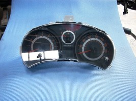 2012 SCION TC SPEEDOMETER HEAD CLUSTER 115K 83800-21401 image 1
