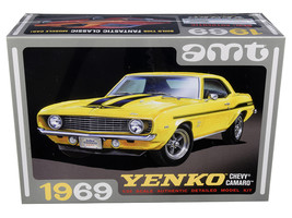 Skill 2 Model Kit 1969 Chevrolet Camaro Yenko 1/25 Scale Model by AMT - $49.00