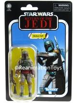 Star Wars Vintage Collection VC186 Boba Fett Blue Sky ROTJ Mint MOC In H... - $99.99