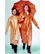 Singing In The Rain Deb Reynolds Gene Kelly 11X14 Color Movie Memorabili... - $12.95