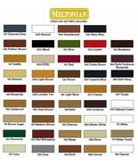 1 Jar Meltonian Brand Shoe Cream Polish 50ml 1.7oz (ALL COLORS) - $6.99