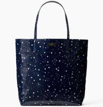 NWT Kate Spade Bon Shopper Daycation Night Sky PVC Tote WKRU5554 Retail ... - $49.99