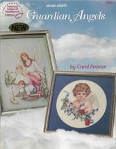 Cross Stitch Pattern-Guardian Angels by Carol Emmer - $5.86