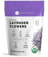 Organic Lavender Flowers - Kate Naturals. Premium Grade. Dried. Perfect ... - $11.51