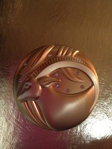 Estee Lauder GOLDEN CAPRICORN Lucidity Powder Compact 2013 - Crystal acc... - $45.00