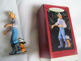 Hallmark Keepsake Ornament - Captain John Smith & Meeko - Pocahontas Col... - $6.00