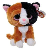 "TY Beanie Boos TAURI The Calico Cat 37064 Medium 9"" Plush Toy NWT - $17.81"