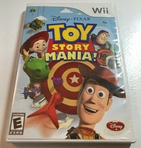 Toy Story Mania (Nintendo Wii, 2009) Game - $8.99