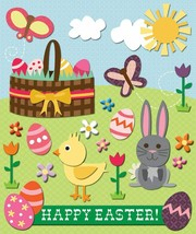 Life's Little Occasions Easter Sticker Medley