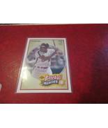 1992 Upper Deck Baseball Heroes Insert - Joe Morgan 42/45 - $2.96