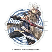 Legend of Heroes Sen no Kiseki IV Acrylic Hologram Keychain Strap Crow A... - $29.15