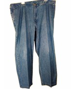 LEE BLUE DENIM JEANS PANTS MEN' S 42 / 30 FREE SHIPPING  (E) - $18.99