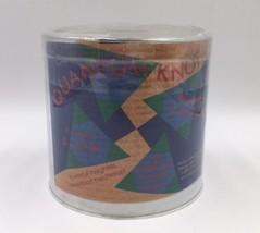Quantum Knot-Design Science Toys Vintage Puzzle Brain Teaser - $18.99