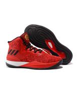 Men's D Rose 8 Shoes Derrick Rose Red Basketball Shoe - $88.99