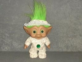 """Ace Novelty Troll Doll: 7"""" Pajamas - $13.00"""