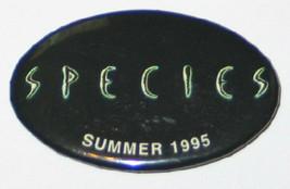 Species Movie Promo Button / Pin 1995 NEW UNWORN - $1.99