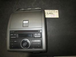 09 10 11 12 Nissan Sentra Radio Cd Player Aux Oem #28185-ZT050D - $69.30