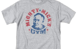 Rocky Classic Movie Mighty Mick's Gym retro 70's 80's graphic t-shirt MGM113 image 3