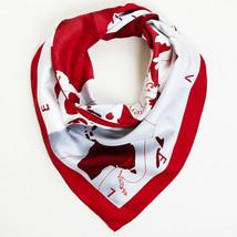 """Hermes Silk """"Le Monde Est Un Fleuve"""" 90cm Scarf - $285.00"""