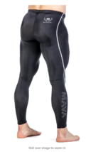 Mava Men's Compression Long Leggings - Base Layer Tights for Workouts & ... - $34.00