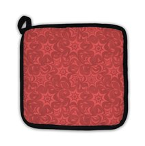 Potholder, Coral Star Pattern - $27.44