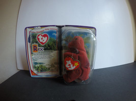 MCDONALDS BEANIE BABIES BABY TY MOC SEALED NEW MAPLE RIGHTY THE END TEEN... - $4.46+