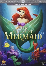Disney's The Little Mermaid (Diamond Edition) DVD - $18.99