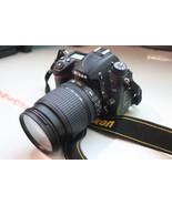 Nikon D D7000 16.2MP Digital SLR Camera With AF-S DX ED VR 18-105mm Lens... - $369.00