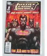 JLA 80-Page Giant (DC) #1 2011 - C4959 - $4.99