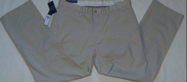 NEW Mens POLO Ralph Lauren Regular Fit Suffield Chino Pants Hudson Tan MSRP $85 - $50.00