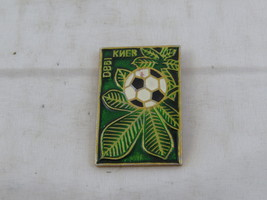 1980 Summer Games Olympic Pin - Kiev Soccer Venue Pin - Stamped Pin - $19.00