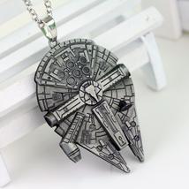 Star Wars, Star Trek, Firefly Themed Pendants - Millennium Falcon, Enterprise image 4