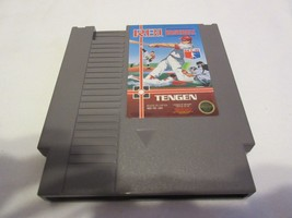 R.B.I. Baseball: Tengen (Nintendo NES, 1988) Grey Gray Cart Only Tested ... - $11.99
