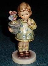 "Goebel Hummel Figurine ""My Wish Is Small"" #463/0 TMK7 With Original Box ... - $111.54"