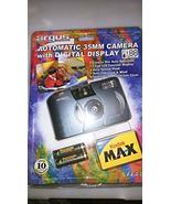 Argus Automatic 35 MM Camera with Digital Display - $44.50
