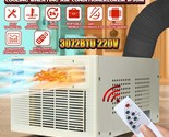 Air Conditioner 220V Household Portable Cooler Heater Window Air Conditioner Coo - $778.18