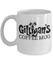 Gilligans Island Coffee Mug Funny Gift For Gilligan's Island Series Lovers - $13.95