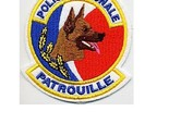 Ynophile patrouille french national police k 9 patrol unit velcro 4 x 3.5 in 10.99 thumb155 crop