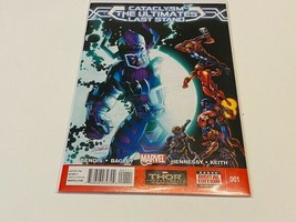 Comic Book Cataclysm The Ultimates Last Stand  # 1 - $10.00